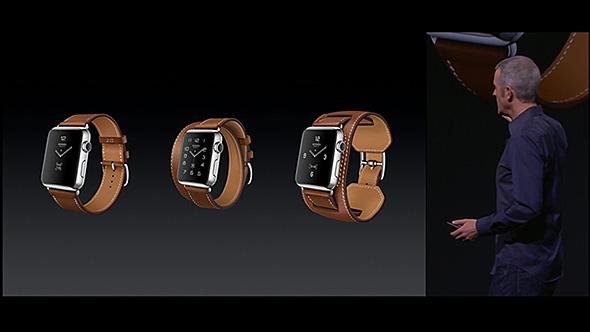 Apple Watchエルメス