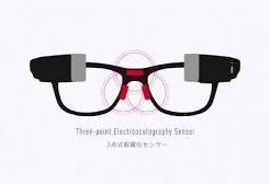 メガネ型ウェアラブルデバイス「JINS MEME」